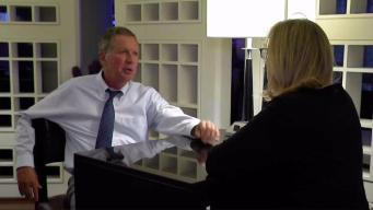 Gov. Kasich: 'Every Option's On the Table' in 2020