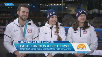Team USA's Emily Sweeney Reflects on Painful Crash in Luge