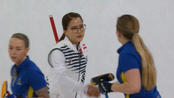 South Korea Hands Sweden First Curling Loss