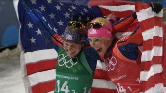Randall, Diggins End U.S. Cross-Country Drought