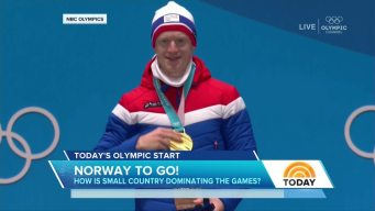 Gold Rush: Norway Dominating Medals Count in PyeongChang