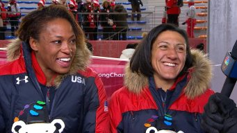Meyers Taylor Wasn't Sure She'd Ever Bobsled After May 6
