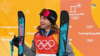 David Wise Defends Halfpipe Gold With Insane Run