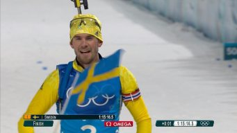 Sweden Upsets Powerhouses for First Men's 4x7.5km Relay Gold