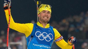 ICYMI: Sweden Wins Biathlon Relay, Germany Stuns in Hockey