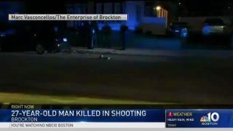 27-Year-Old Killed in Brockton Shooting