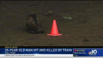 35-Year-Old Man Hit and Killed by Commuter Rail Train