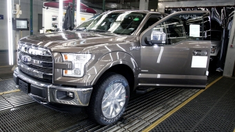 Ford Recalling 2 Million F-150 Trucks Due to Fire Risk