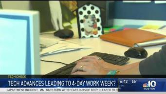 4-Day Work Week May Be Possible With Technology