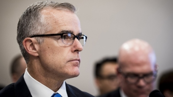 McCabe: Congress' 'Gang of 8' Didn't Object to FBI's Trump Probe