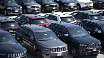 U.S. Auto Sales Up 1.8 Percent for First Half of Year