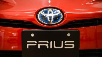 California Dealership Suing Toyota Over Prius Recalls