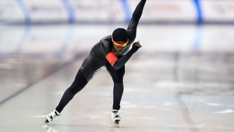 Speedskating 'Newbie' Erin Jackson Is Surprise Olympian