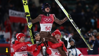 Stoch Defends Olympic Gold in Ski Jumping's Large Hill