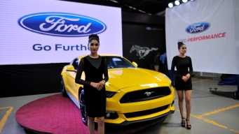Ford Produces 10 Millionth Mustang
