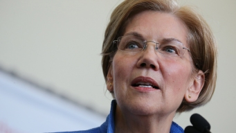 Sen. Warren Delivers Lesley's Commencement Address