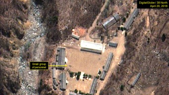 In North Korea Nuke Site Closing, Spectacle Trumps Substance