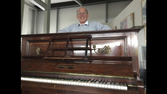 Mystery in C: Who Stashed Gold Inside a British Piano?