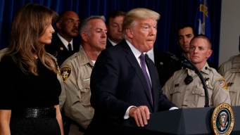Trump to Grant $1M to Help Las Vegas After Deadly Shooting