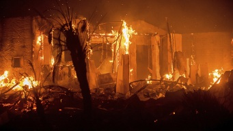 GOP's Tax Bill Could Nix Wildfire Tax Deduction