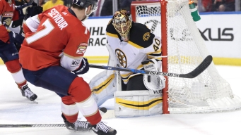Bruins Lose 3rd Straight, Panthers Still Alive