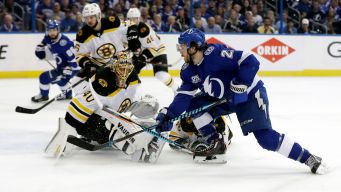 Bruins Lose 3-1 in Game 5, Eliminated From Playoffs