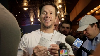 Mark Wahlberg Back in Southie