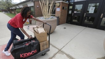 Outsourcing School Lunch: Food Deliveries Are Remaking Meals