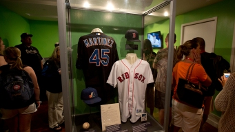 Change, Tradition: A Walk Through the Baseball Hall of Fame
