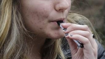E-Cigarettes Like Juul Popular Among Teens