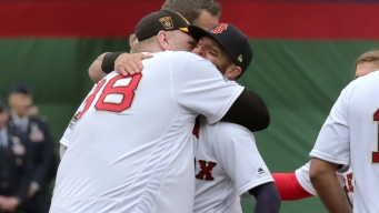 Curt Schilling Part of 2019 Red Sox Home Opener Ceremony
