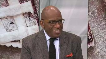 Al Roker on 'Waitress' Debut