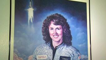 Astronauts Giving New Life to McAuliffe's Lessons