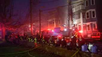 6-Alarm Fire Spreads to Nearby Homes, Displaces Residents