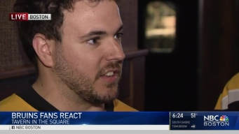 Bruins Fans React to Overtime Loss