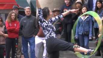 What it Takes to Be a Street Performer at Faneuil Hall