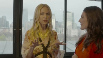 Fashion Designer Rachel Zoe Visits Boston
