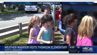 Weather Warrior Thomson Elementary