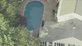 Man Found in Pool Dies