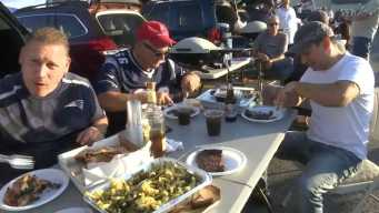 Pats Fans Bring a Taste of RI Restaurant to Tailgating