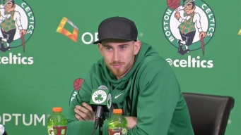 Gordon Hayward Talks About Remaining Involved With Team