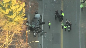 Police Respond to Serious Motor-Vehicle Crash in Medfield, Mass.