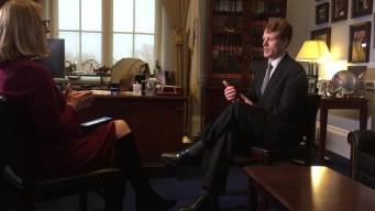 Could Congressman Joe Kennedy Be the Next President Kennedy?