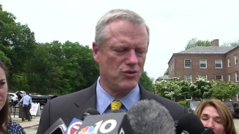 Baker on Rescinding National Guard Border Help Offer