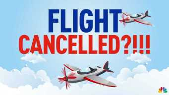 NBC10 Boston Responds: Dealing With Cancelled Flights