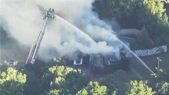 Fires, Explosions Rock Merrimack Valley