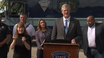 Gov. Charlie Baker Declares State of Emergency Amid Gas Explosions