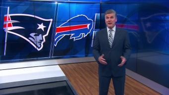 Pats Get Break Late in Game Against Buffalo Bills