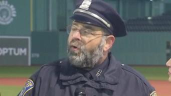 Legendary 'Bullpen Cop' Steve Horgan Reflects on Career