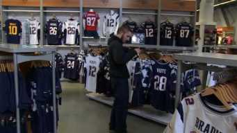 Patriots Fans Excited for AFC Championship